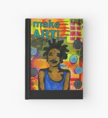 Make ART Hardcover Journal