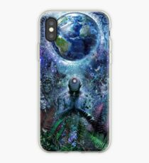 Gratitude For The Earth And Sky iPhone Case