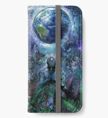 Gratitude For The Earth And Sky iPhone Wallet/Case/Skin