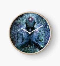 Gratitude For The Earth And Sky Clock