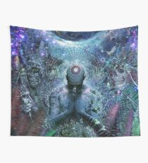 Gratitude For The Earth And Sky Wall Tapestry