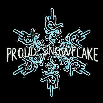 Proud Snowflake by sogj05