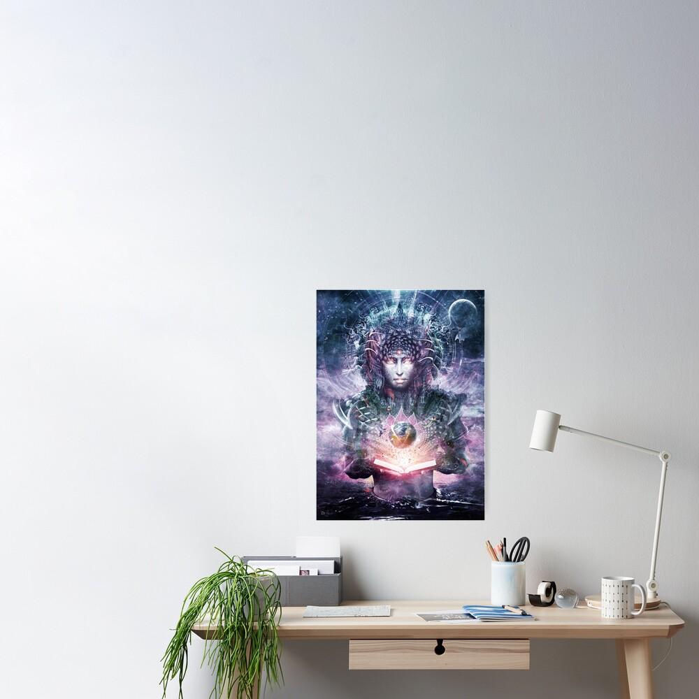 Ocean Atlas Poster