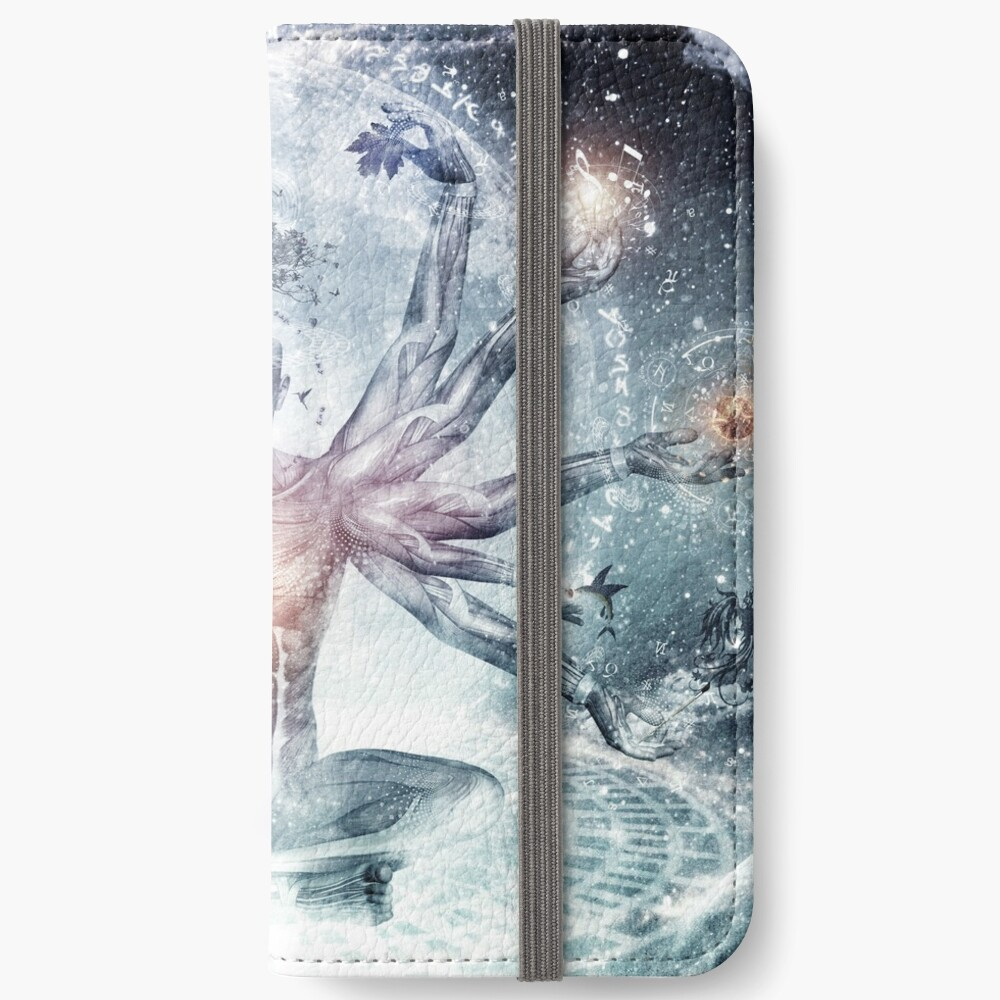 The Neverending Dreamer iPhone Wallet