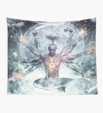 The Neverending Dreamer Wall Tapestry
