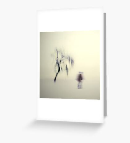 What is the Way to the Light? Greeting Card