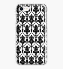 221b sherlock wallpaper iPhone Case/Skin
