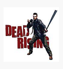 Dead Rising zombie survival Photographic Print