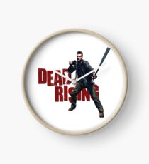 Dead Rising zombie survival Clock