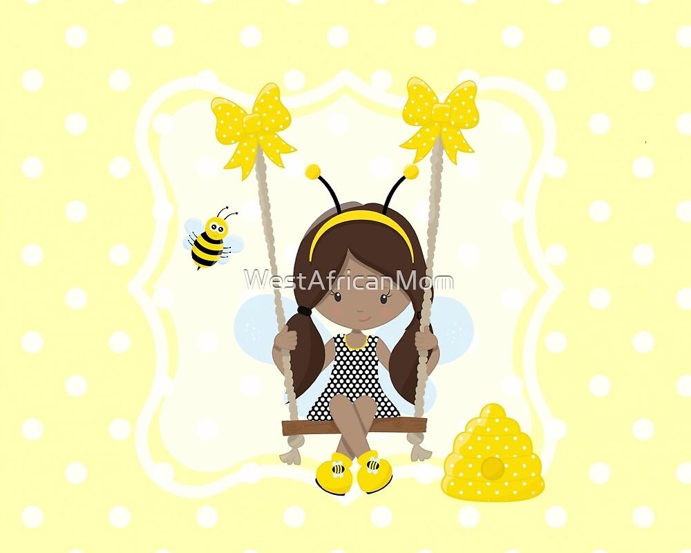 Queen Bee by WestAfricanMom