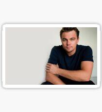 Leonardo DiCaprio Hot Sticker