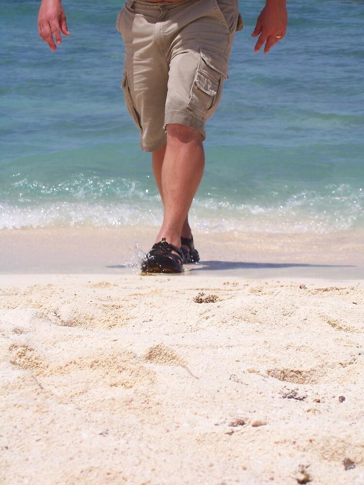 Carribean Stroll by hunter22375