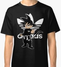 goku adidbas dragon ball BDZ anime manga Classic T-Shirt