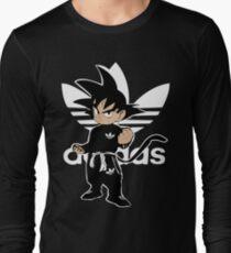 goku adidbas dragon ball BDZ anime manga Long Sleeve T-Shirt