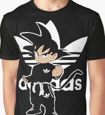 goku adidbas dragon ball BDZ anime manga Graphic T-Shirt