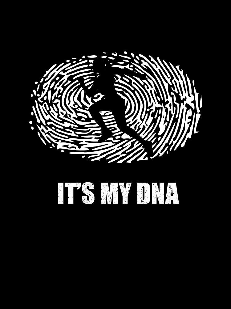 Ejecutando el ADN de las mujeres de ashleymn