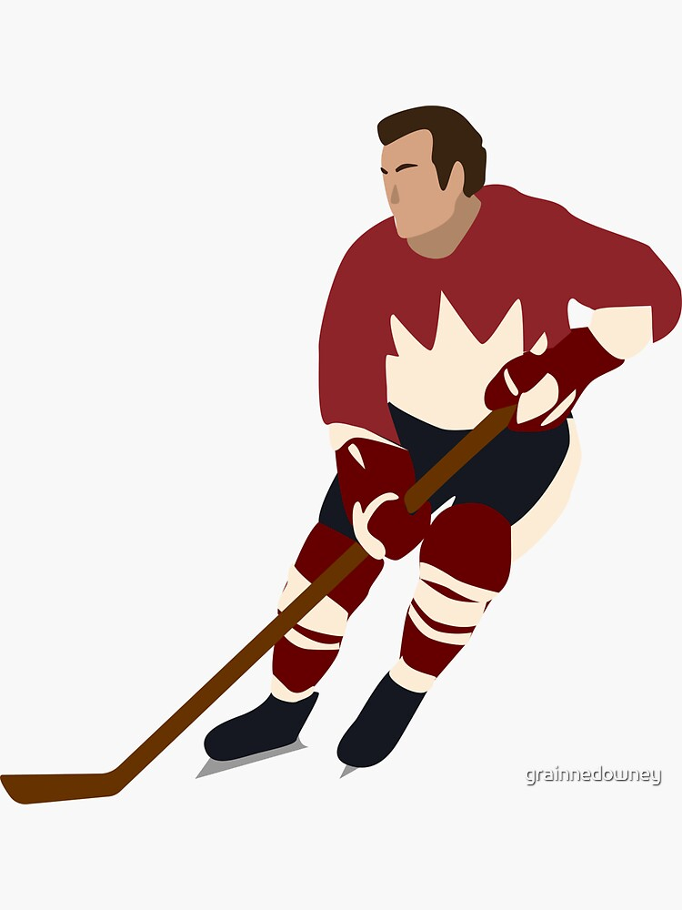 1972 Canadian Hockey by grainnedowney