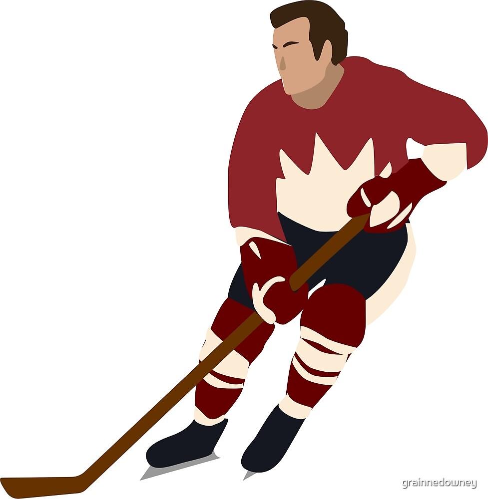1972 Canadian Hockey by grainnedowney