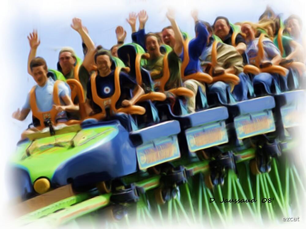 Roller Coaster by ezcat