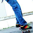 Rasta Skate by Leonine