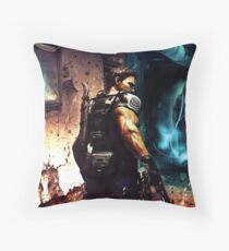 Resident Evil : what a work!! :o Coussin