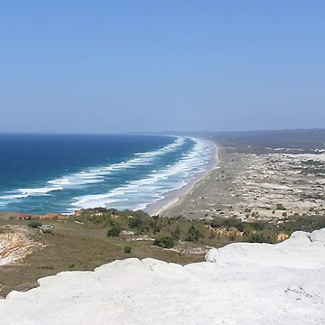 View from Cape Moreton  by PLANTONE
