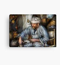 The Potter Canvas Print