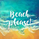 «Beach Please!» de weloveboho