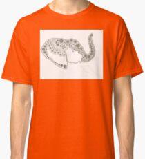 Jeweled Elephant Classic T-Shirt