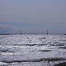 Mackinac Bridge  by photolodico