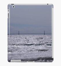 Mackinac Bridge  iPad Case/Skin