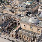 Bath from above! by Carolyn Eaton