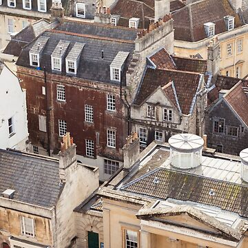 Bath from above! by CarolynEaton