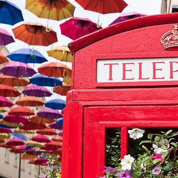 Colourful England! by CarolynEaton