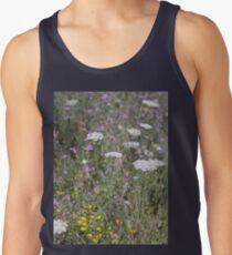 Mackinac Island Wildflowers Men's Tank Top