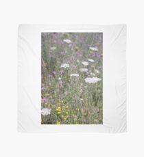 Mackinac Island Wildflowers Scarf