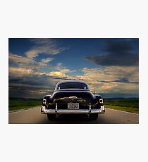 '54 Custom Classic II Photographic Print