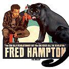 Dollop - Fred Hampton by James Fosdike