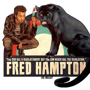 Dollop - Fred Hampton by MrFoz