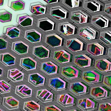 psycomb honey by jeddazen