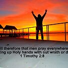 Lift up your hands by paintin4him