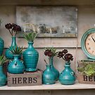 Garden Herbs Decor by Diego Re