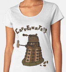 Coffeinate!  Women's Premium T-Shirt
