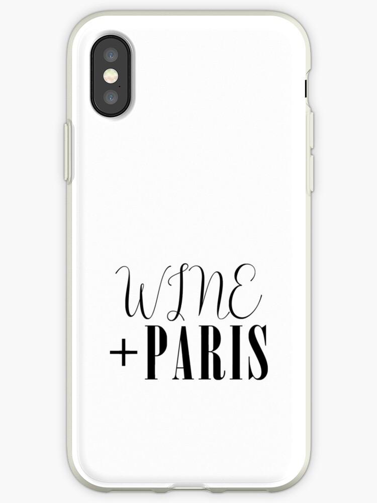 iphone xs case wine