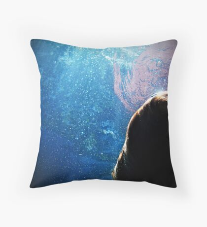 Sink Throw Pillow
