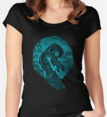 The Shape of Water Women's Fitted Scoop T-Shirt