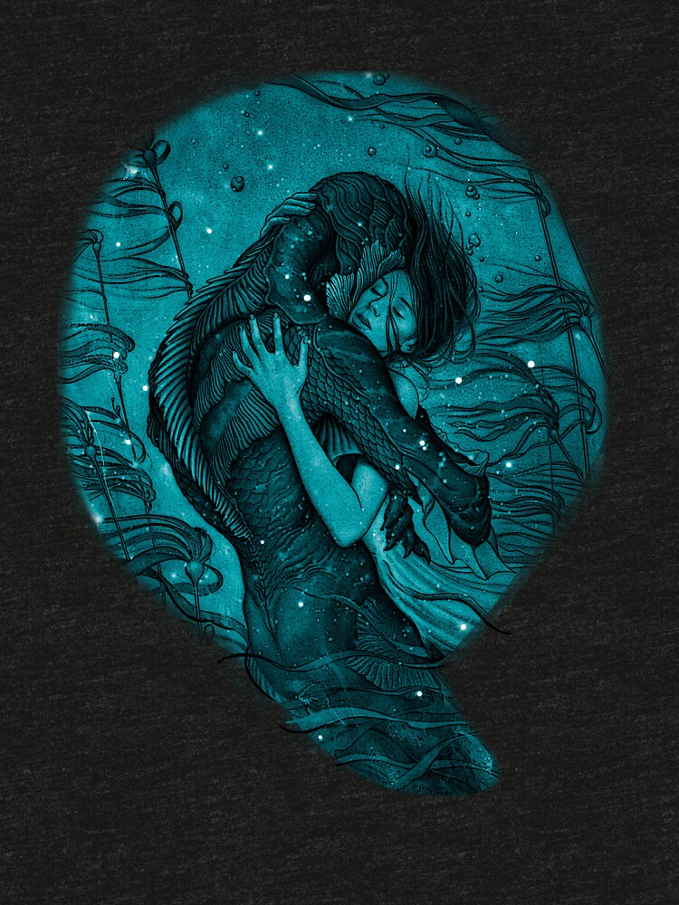 The Shape of Water by gameboylands