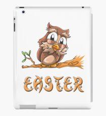 Easter Owl iPad Case/Skin
