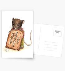 Wilbur Petit-Beurres Postcards