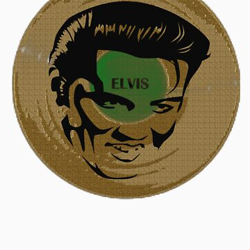 Elvis by whitetigerau